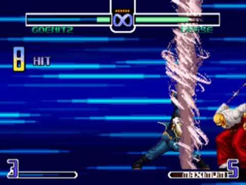 Kof Klub King Of Fighters 2002 Ps2 Version Hack Exclusive