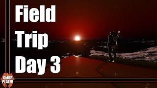 Elite: Dangerous Odyssey - Statue of Liberty Nebula Trip Day 3 Part 2 - 18/08/2021