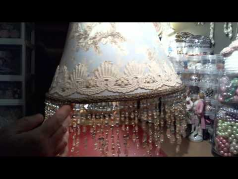 Altered Lamp Shade