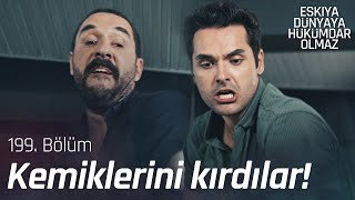 Hızır Ali ve Behzat, Didem'in intikamını aldı! - Eşkıya Dünyaya Hükümdar Olmaz 199. Bölüm
