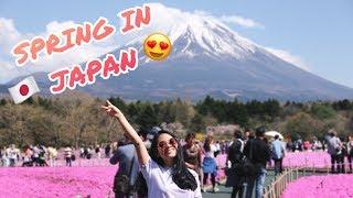 SPRING TRIP TO JAPAN