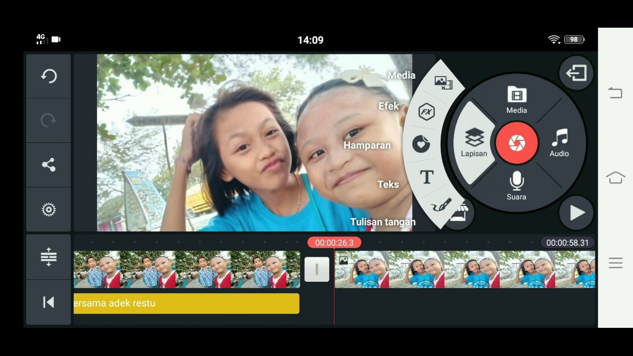 cara edit foto kinemaster# tutorial edit foto buat ...