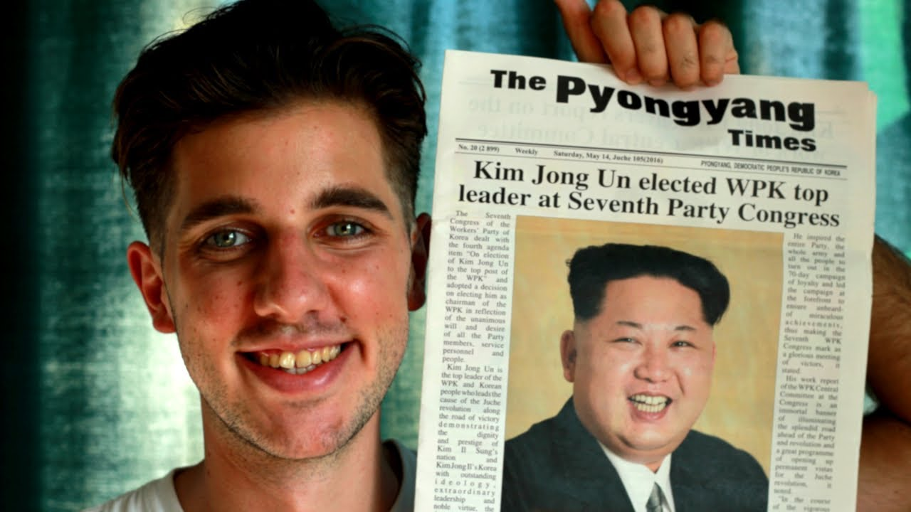 We Went To North Korea To Get A Haircut Youtube