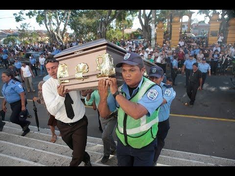 At least two police officers killed in Nicaraguan welfare reform protests
