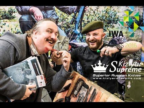 Kizlyar Supreme на IWA 2016 Германия