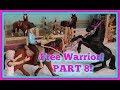 """🐎NEW! Schleich Horse Original Series!  """"Free Warrior""""~ Battle For Warrior PART 8!🐎FIRST DAY TV"""