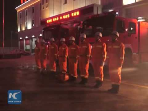 Search and rescue underway in Xinjiang after 6.7-magnitude earthquake, 1 person killed