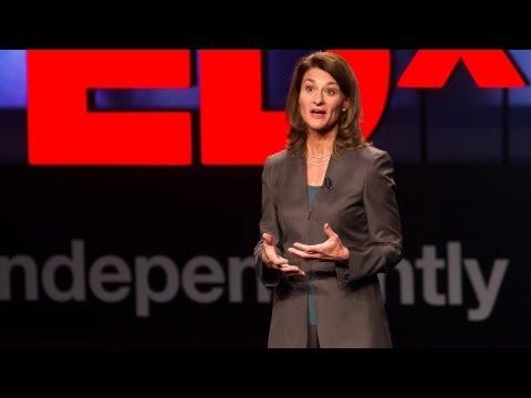 Let's put birth control back on the agenda | Melinda Gates