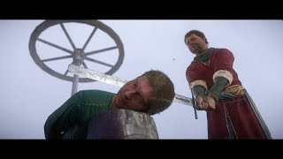 """Kingdom Come: Deliverance (PC) - Botched Executions (""""Money for Old Rope"""" cutscene)"""