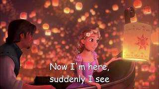 Repeat youtube video I See The Light - Tangled (Rapunzel) Soundtrack by Mandy Moore & Zachary Levi