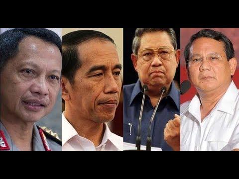 SARACEN PERTARUHAN TITO DAN JOKOWI HADAPI PRABOWO,SBY DAN ISLAM RADIKAL
