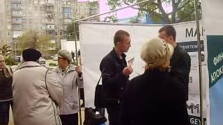 Кубическая сила Украина г.Керчь День первый 29.10.2013