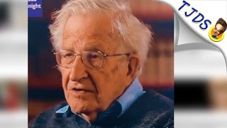 "Chomsky ""Bernie Would've Won"""