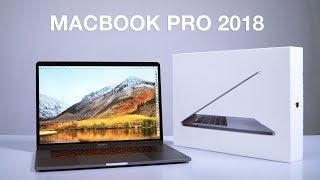 """Macbook Pro 15"""" 2018: bình cũ, rượu mới"""