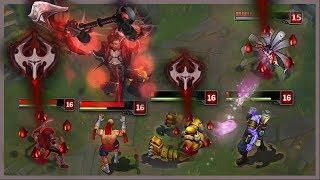 tHE ULTIMATE DARIUS PENTAKILL MONTAGE | League of Legends/ RIoTreplays