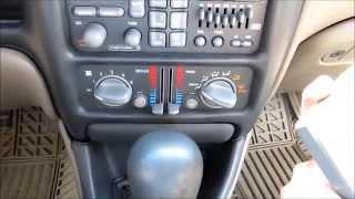 Fixing AC Temperature Control on my 2002 Pontiac Grand Prix