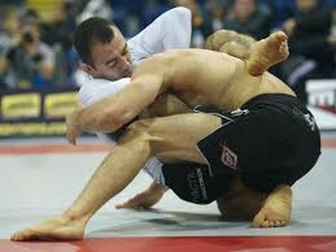 Grappling God - New Marcelo Garcia Highlight