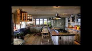 видео Деревенские стили в интерьере гостиной: английское, американское кантри и французский прованс