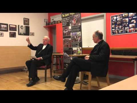'Popes I've Known' - a talk by Cardinal Cormac