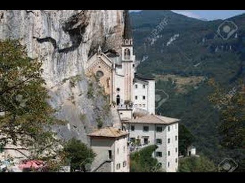 Ifilmati spiazzi di montebaldo santuario della madonna for Santuario madonna della corona