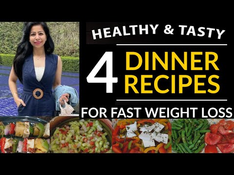 4 Dinner Recipes