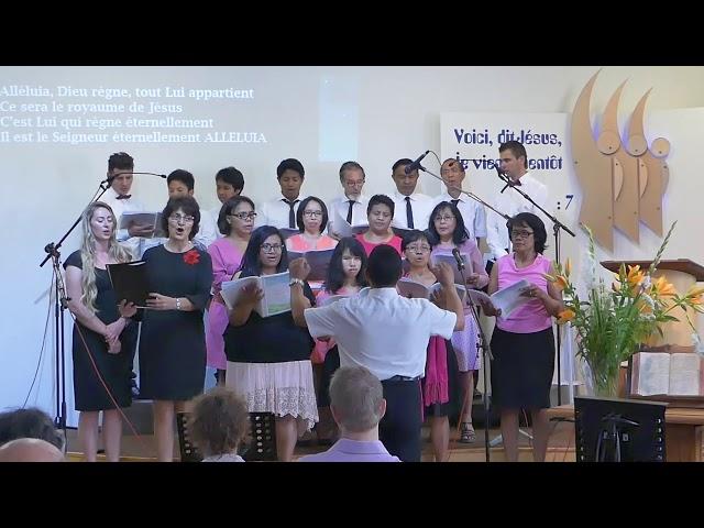 Alléluia du Messie de Haendel - Concert