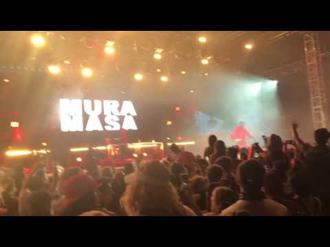 mura masa A$AP Rocky coachella 2017