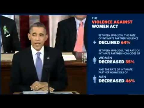 Obama's 2013 Full State Of The Union Speech-Enhanced