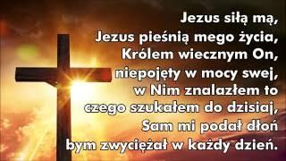 Jezus daje nam zbawienie + tekst