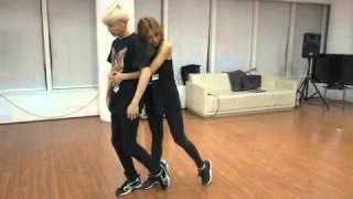 141023 Evanesce Dance Practice - Eunhyuk