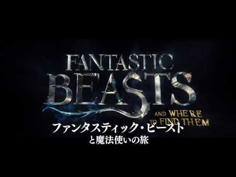 『ファンタスティック・ビーストと魔法使いの旅』最新予告映像