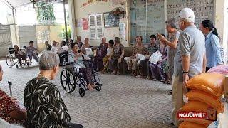 Thăm một nhà dưỡng lão ở Việt Nam