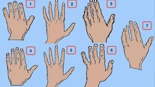 Découvrez ce que révèle la forme de votre main sur votre personnalité