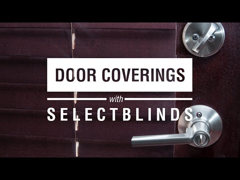Door Blinds by SelectBlinds