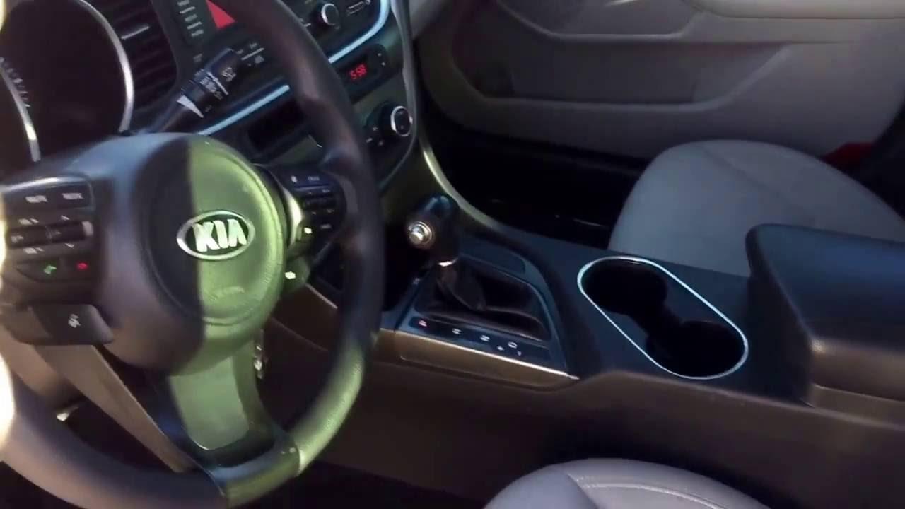 Camelback Kia 2015 Kia Optima Lx Stock K7902a Youtube
