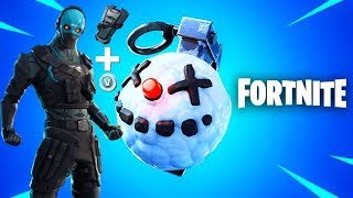 Fortnite New Chiller Grenade + Cobalt Starter Pack Update Countdown + Gameplay! (Fortnite Update)