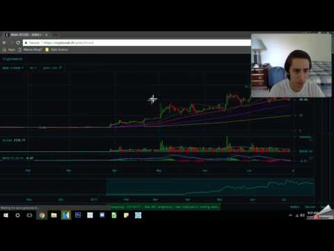 Market Update 7/30/2017 | Bitcoin leading, litecoin & ethereum struggle
