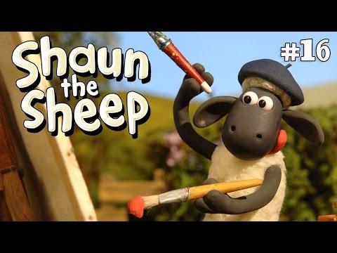 Shaun the Sheep - Belajar Melukis [Still Life]