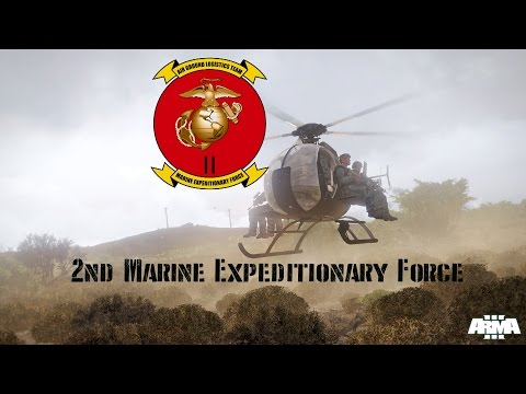2nd Marine Expeditionary Force [Arma 3]