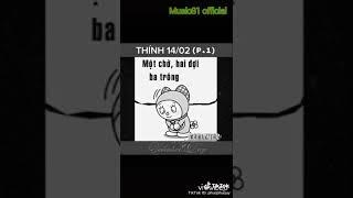 [Tik tok] Thả Thính 14-2 Hót nhất || Đôrêmon | thánh nô #music81