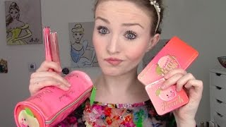 First Impressions - Too Faced Sweet Peach Collection + Why I Didn't Like The Eyeshadow Palette!!