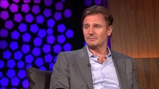 Liam Neeson talks 39 Taken 39 and turning 60 The Late Late Show 50th Anniversary