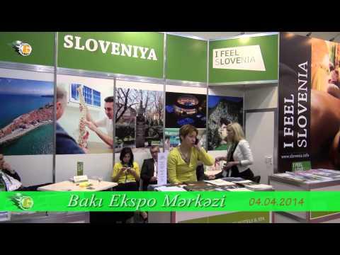 Baku Expo center - Turizm sərgisi