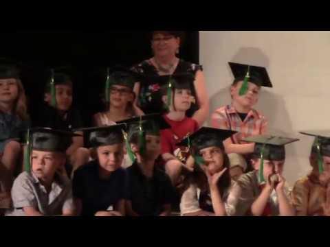 CCRS Kindergarten Graduation  6-25-19