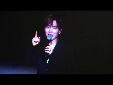 180424 Super Junior SuperShow7 Chile p.11 Leslie Grace, Play N Skillz & SuperJunior Fancam