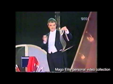Erhard Liebenov , canes act - Mago Elite video collection