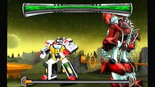Power Rangers: Super Legends PS2 Game -  Super Legends 2 - Delta Command Megazord