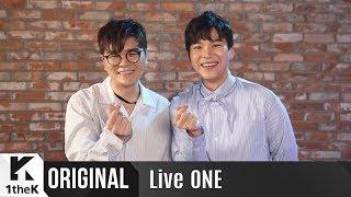 Live ONE(라이브원): Full ver. 4MEN(포맨) _ Break Up In The Morning(눈 떠보니 이별이더라)