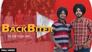 Backbiter (Cover Video) Prabh Bains | Latest Punjabi Song 2020 | Rajput Harish
