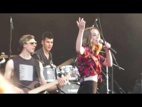 Bridgit Mendler - Ready or Not - Big Red Music Festival - PEI